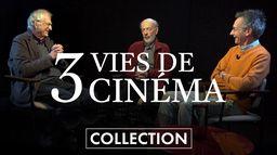 Blier, Leconte, Tavernier, Trois Vies De Cinéma