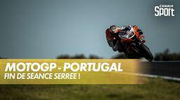 Miller prend le meilleur chrono à Portimão : Grand Prix de Valence
