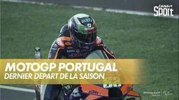 Le dernier départ de la saison : Grand Prix du Portugal
