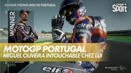 Miguel Oliveira impérial à domicile : Grand Prix du Portugal