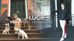 REFINERY 29 presente :Lucie, prête à l'embauche