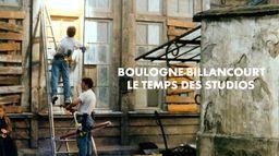 Boulogne-Billancourt, le temps des studios