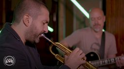 Ibrahim Maalouf – All Around The Wall | Le Petit Live