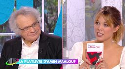 La playlivre d'Amin Maalouf
