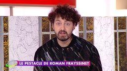Roman Frayssinet est revenu à l'état sauvage