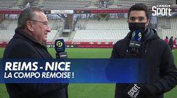 La composition du Stade de Reims : Ligue 1 Uber Eats