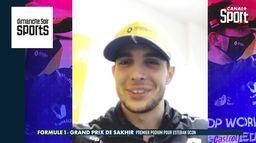 """Esteban Ocon : """"J'ai versé quelques larmes"""""""" : Dimanche Soir Sports"""