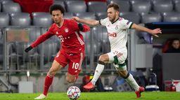 Bayern Munich / Lokomotiv Moscou