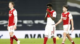Dundalk / Arsenal