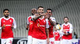 Sporting Braga / Zorya Louhansk