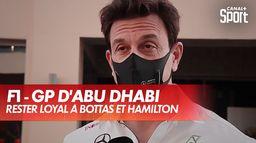 Toto Wolff revient sur la prestation de Russell : Grand Prix d'Abu Dhabi