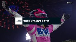 2020 en sept dates : Grand prix d'Abou Dabi