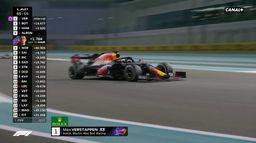 Victoire de Verstappen : Grand prix d'Abou Dabi