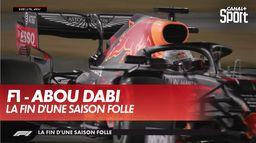 La fin d'une saison folle : Grand prix d'Abou Dabi