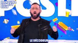 Hanouna Comedy Club : Le sketch de Cyril Hanouna sur le décodeur Canal + dans TPMP