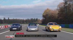 Porsche 911 : aux origines de la dernière Carrera !