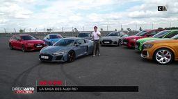La saga des Audi RS !
