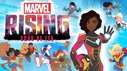 Marvel Rising : Ironheart