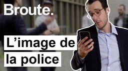 Il veut changer l'image de la police