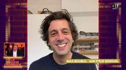 Max Boublil dévoile une anecdote hilarante sur Elie Semoun