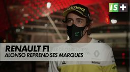 Alonso reprend ses marques chez Renault : F1 - Abu Dhabi