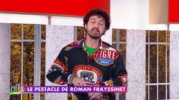 Roman Frayssinet ne veut pas parler avec ses souvenirs