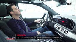 L'Alsace en Mercedes GLE : des surprises sous le sapin !