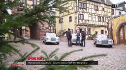 Mercedes Classic : leurs berlines mythiques !