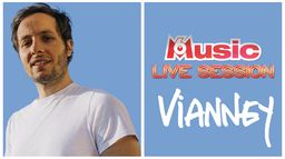 M6 MUSIC LIVE SESSION VIANNEY