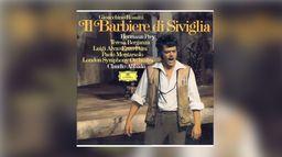 Rossini, Le Barbier de Séville - Claudio Abbado et le London Symphony Orchestra