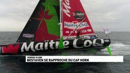 Bestaven se rapproche du Cap Horn : Vendée Globe