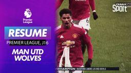 Marcus Rashford délivre Manchester United : Premier League J16