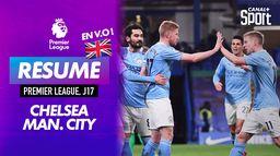 Le résumé de Chelsea - Manchester City en VO : Premier League