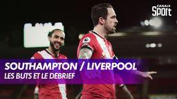 Les meilleurs moments de Southampton / Liverpool : Premier League