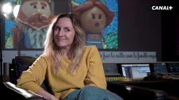 L'interview de Camille Chamoux sur le doublage de Crossing Swords