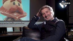 L'interview d'Antoine de Caunes sur le doublage de Crossing Swords