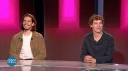 L'instant cinéma - François Civil et Cédric Jimenez