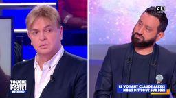 Le voyant Claude Alexis dévoile l'avenir de Cyril Hanouna
