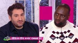 Tête-à-tête avec Omar Sy