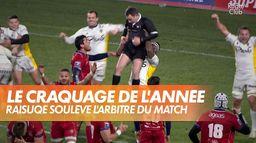 Josaia Raisuqe : la mauvaise blague ? : Canal Rugby Club