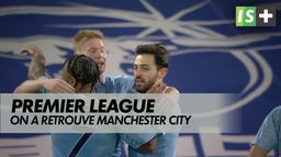 On a retrouvé Manchester City : Premier League