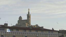 Covid-19 : Marseille touchée par le variant