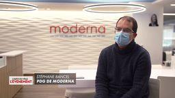 Interview de Stéphane Bancel : patron français de Moderna