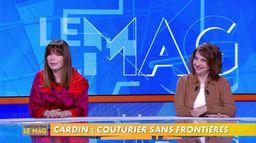 Isabelle Morizet et Elisabeth Azoulay rendent hommage à Pierre Cardin