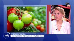 Nutrition : Ces aliments toxiques à haute dose !