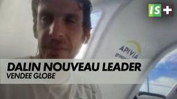 Dalin en tête, Bestaven rétrograde : Vendée Globe