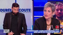Isabelle Morini-Bosc reconnaît que France Inter est la première radio de France !
