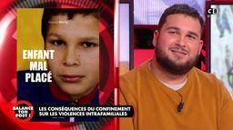 Le témoignage de Hakan Marty, enfant battu, placé en famille d'accueil