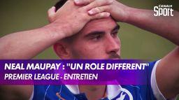 Neal Maupay se livre à notre micro : Premier League