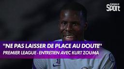 Entretien avec Kurt Zouma (Chelsea) : Premier League